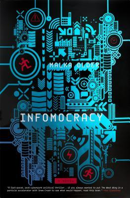 infomocracy book cover