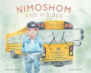 nimoshom and his bus book cover