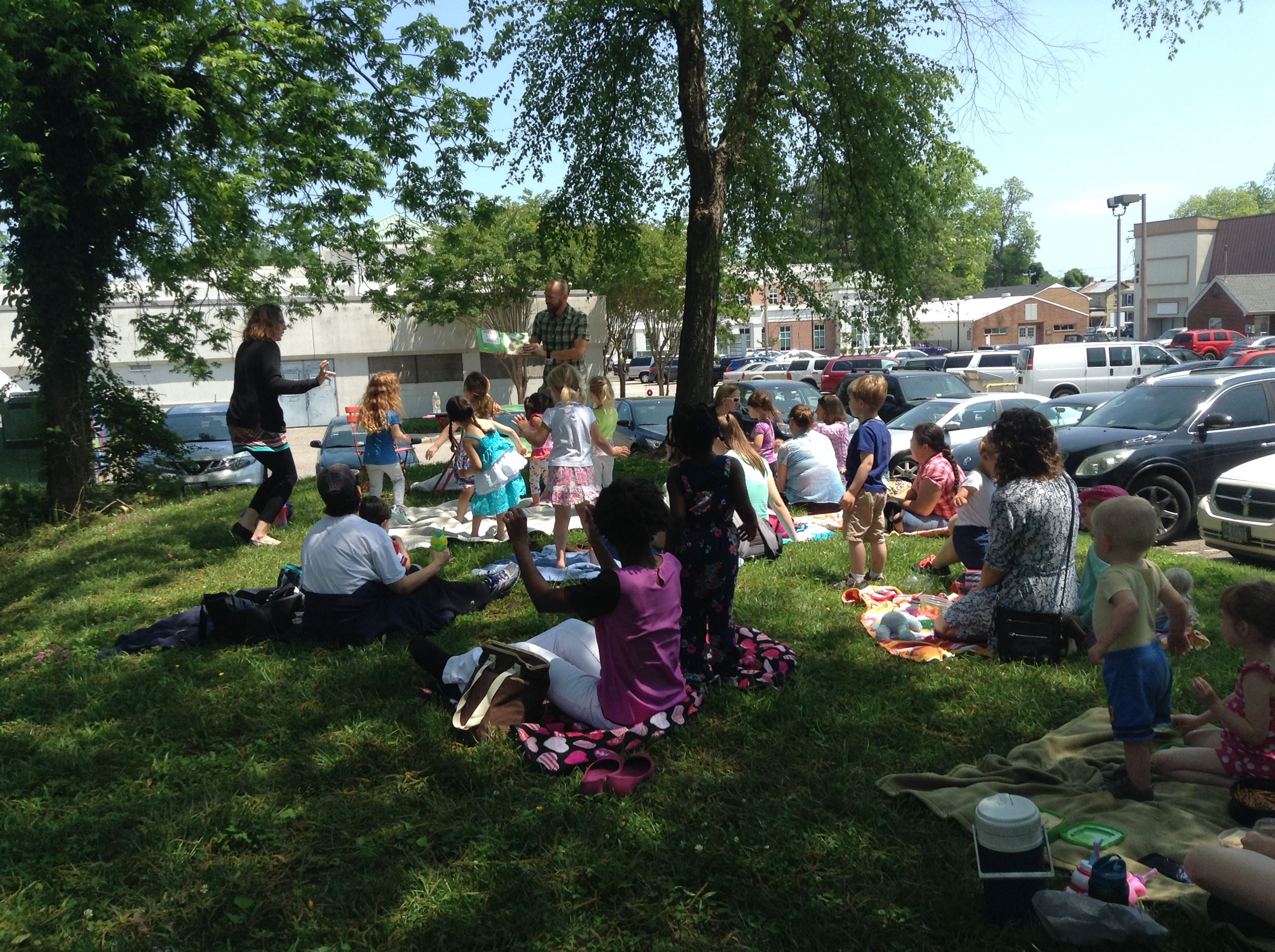 Storytime Picnic