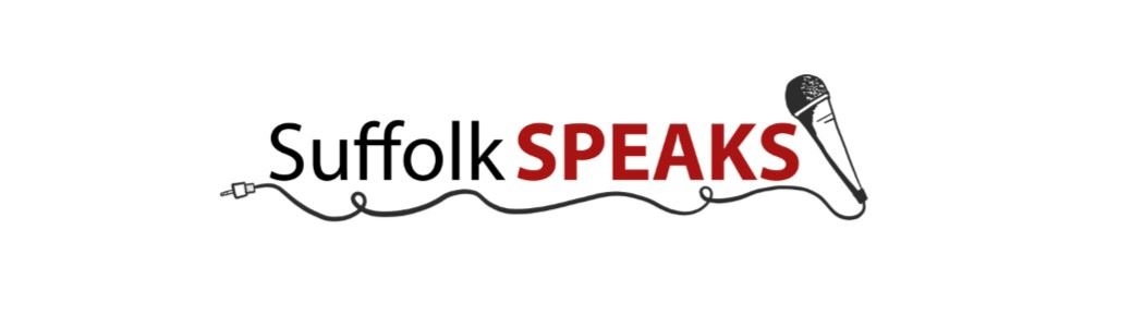 Suffolk Speaks Logo