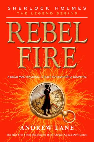 Rebel Fire Book Cover