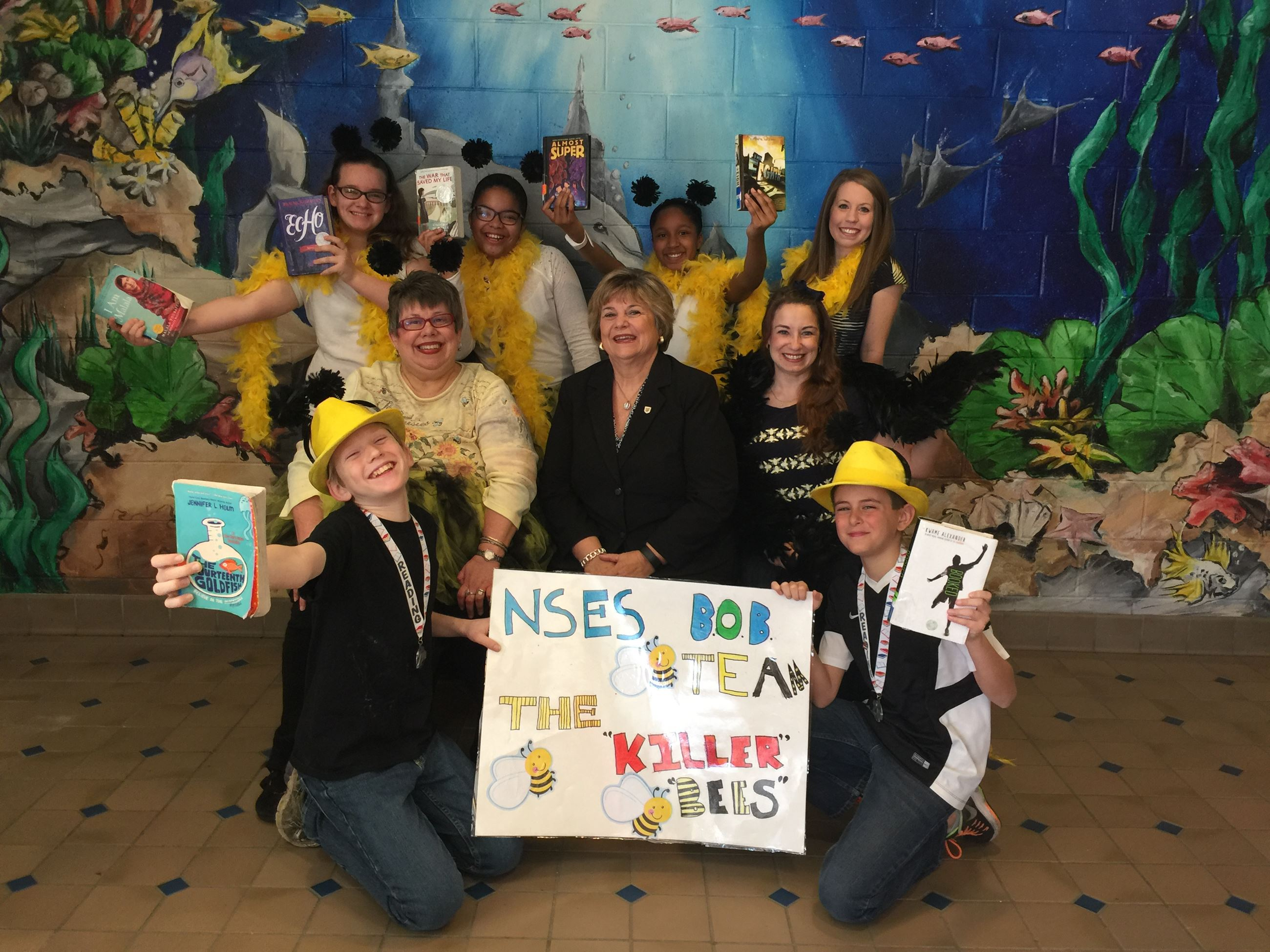 Northern Shores Elementary Team