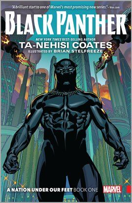 Black Panther  Book 1