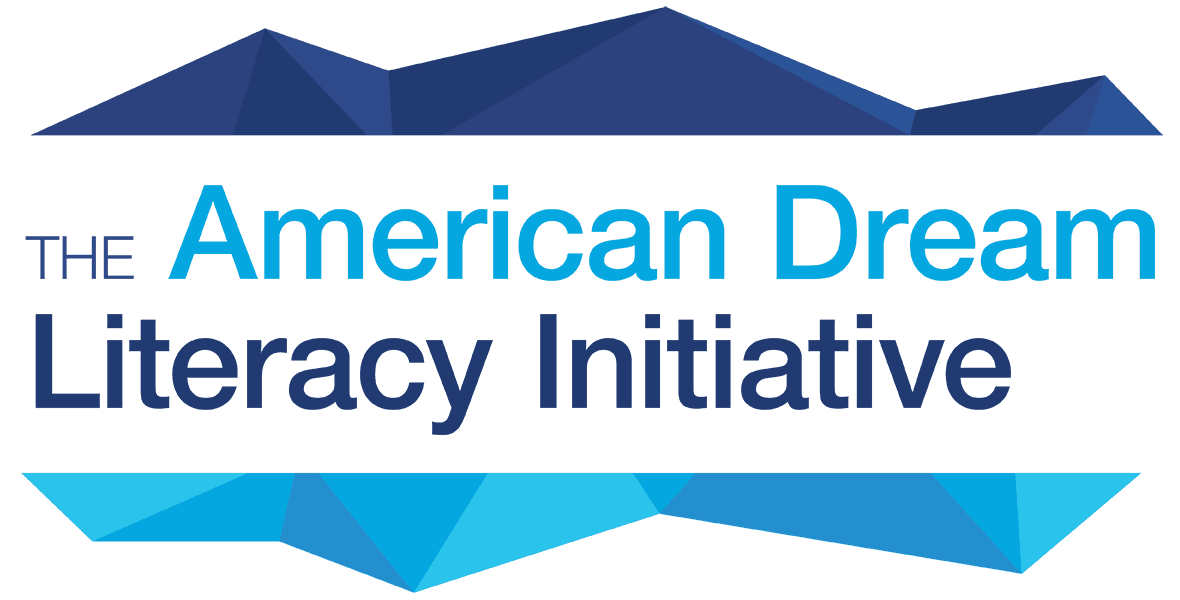 American Dream Literacy Initiative Logo