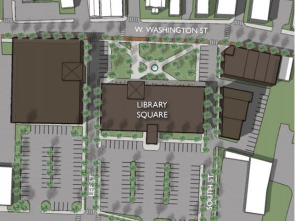 Library Square Mockup2