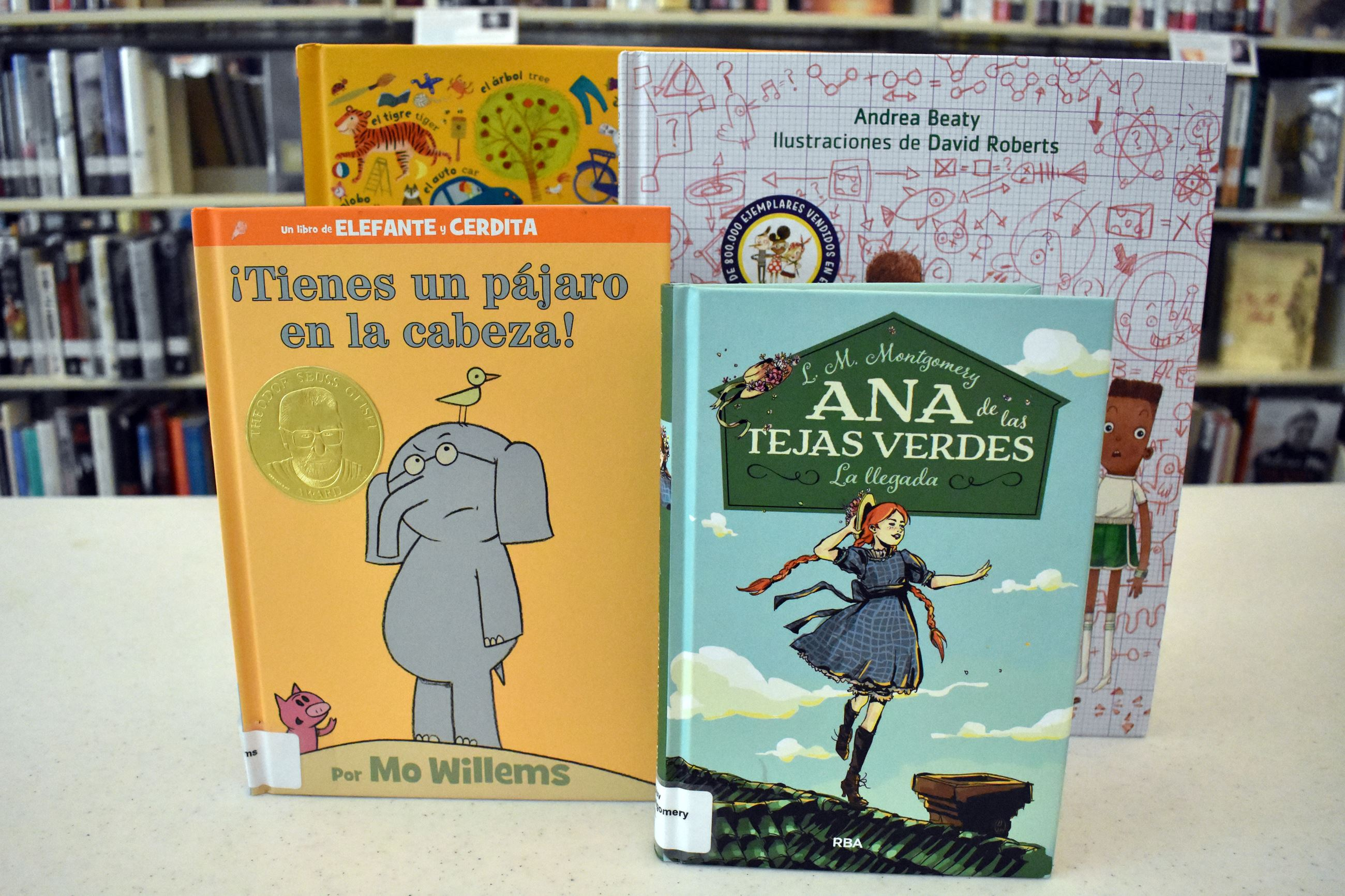 Books in Spanish
