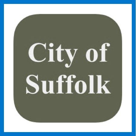 City of Suffolk Cemetery App Square Web Logo